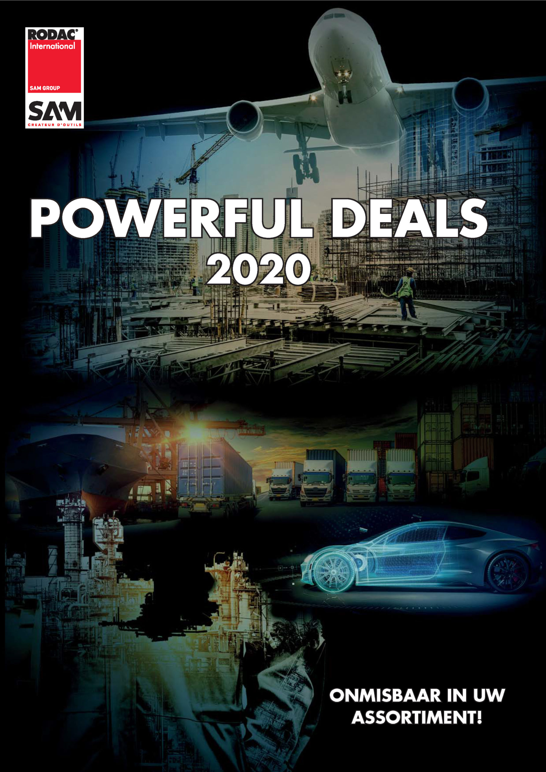 SAM RODAC POWERFUL DEALS 2020
